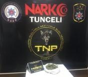Tunceli'de Uyuşturucu İle Mücadele Açıklaması 1 Gözaltı
