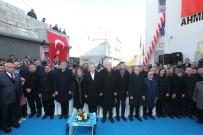 FATMA ŞAHIN - Ahmet Yesevi Sosyal Tesisi Ve Kurs Merkezi'nin Açılış Töreni Düzenlendi