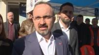AK Parti Grup Başkanvekili Turan Açıklaması 'Yardımları Elazığ'daki Kardeşlerimize Göndereceğiz'