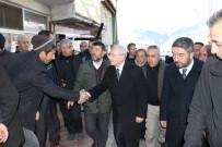 İKTIDAR - CHP Lideri Kemal Kılıçdaroğlu, Malatya'da Deprem Bölgesinde