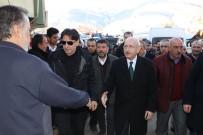 İKTIDAR - CHP Lideri Kemal Kılıçdaroğlu, Malatya Deprem Bölgesinde