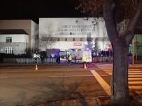 ASKERİ UÇAK - Çin'den Tahliye Edilenler Hastaneye Getiriliyor