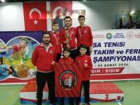 MASA TENİSİ - Çorum Belediyesi Masa Tenisinde Türkiye Şampiyonu Oldu