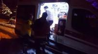 YARALI ÇOCUK - Evde Üzerine Dolap Devrilen Çocuk Ağır Yaralandı