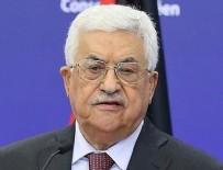 İSTİHBARAT BAŞKANI - Filistin Devlet Başkanı Abbas: Trump'ın Yüzyılın Anlaşması planını reddediyorum