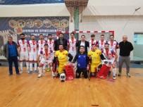 MEHMET KAPLAN - Gaziantep Polisgücü, Türkiye Süper Lig Kupasını Gaziantep'e Getirecek