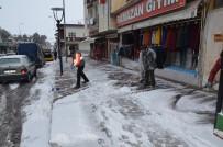 Gülşehir Belediyesi Karla Mücadelesini Sürdürüyor
