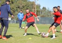 HATAYSPOR - Hatayspor, Giresunspor Maçının Hazırlıklarını Tamamladı