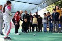 BEDEN EĞİTİMİ - Mersin'de Özel Çocuklar İçin Bocce Etkinliği Düzenlendi