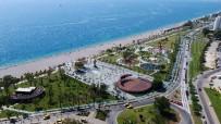 KİRA SÖZLEŞMESİ - Sahil Antalya İhalesinin İptaline Yürütmeyi Durdurma Kararı