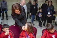 YARIYIL TATİLİ - Sırkeçili Yörük Çocukları Kent Yaşamının Renkli Dünyası İle Buluştu
