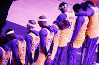 KOBE BRYANT - Staples Center'da 'Kobe Bryant' Anıldı