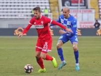 MUHAMMED ÇETIN - TFF 1. Lig Açıklaması Boluspor Açıklaması 1 - Büyükşehir Belediye Erzurumspor Açıklaması 1