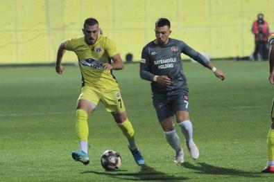 TFF 1. Lig Açıklaması Menemenspor Açıklaması 0 - Fatih Karagümrük Açıklaması 1