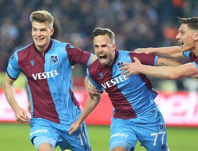Trabzon Fener'e dur dedi
