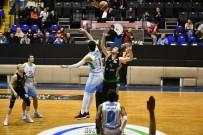 KıZıLCA - Türkiye Basketbol Ligi Açıklaması Balıkesir BŞB Açıklaması 97 - Budo Gemlik Basketbol Açıklaması 105
