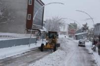 Tutak'ta Kar Yağışı