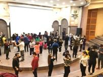 OYUNCULUK - Ustalarla Tiyatro Atölyesi İçin Sertifika Töreni Düzenlenecek