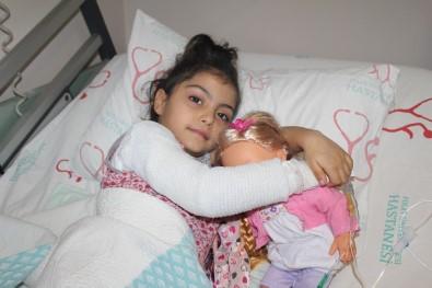 4 Yaşındaki Hira Nur Depremde Sobayla Devrilen Sıcak Su İle Yandı