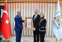 SÜREYYA SADİ BİLGİÇ - AK Parti Genel Başkan Yardımcısı Ve Genel Merkez Teşkilat Başkanı Erkan Kandemir Açıklaması