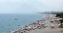 POLONYA - Antalya'da Tüm Zamanların Ocak Ayı Rekoru