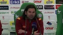 ESKIŞEHIRSPOR - Bursaspor - Eskişehirspor Maçının Ardından