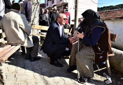Devletin Şefkatli Eli Depremzedelerle Birlikte