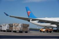 SHANGHAI - İGA'dan Çin'deki Havalimanlarına 3 Tonluk Tıbbi Malzeme Desteği