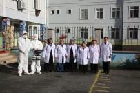 NANO - İstanbul'da Okullarda Virüslere Karşı Nano Savaş