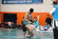 AVRUPA ŞAMPİYONU - Kahramanmaraş'ta Kısa Şalvar Dünya Güreşi Şampiyonası Başladı