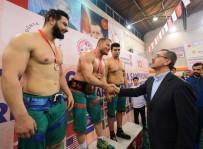 VAHDETTIN ÖZKAN - Kısa Şalvar Dünya Güreşi Şampiyonası Tamamlandı