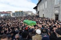 ERZURUM VALISI - Mehmet Gürgür Hoca Son Yolculuğuna Uğurlandı