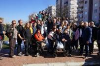 YıLBAŞı - Mezitli Belediyesi'nden Egellilere Kar Sürprizi