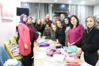 FARABİ HASTANESİ - Minik Yürekler Kampanyasının 2. Projesi 'Sevgi Dolabı' Hayata Geçti