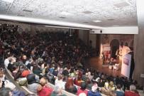 YASEMİN HADİVENT - Nevşehir'de Tiyatro Geceleri Devam Ediyor