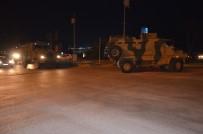 ASKERİ ARAÇ - Reyhanlı Sınırına Komanda Ve Askeri Araç Takviyesi