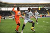 METE KALKAVAN - Süper Lig Açıklaması Alanyaspor Açıklaması 1 - Yeni Malatyaspor Açıklaması 0 (İlk Yarı)