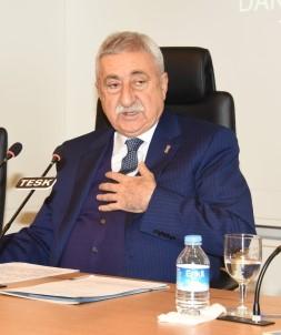 TESK Genel Başkanı Palandöken Açıklaması 'Kentsel Dönüşüm Planları İçin Acele Edilmeli'