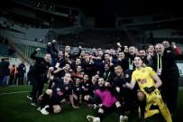 KIRMIZI KART - TFF 1. Lig Açıklaması Bursaspor Açıklaması 0 - Eskişehirspor Açıklaması 1