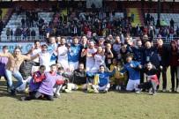 KASTAMONUSPOR - TFF 2. Lig Kırmızı Grup Açıklaması GMG Kastamonuspor Açıklaması 2 - Niğde Anadolu Futbol Kulübü Açıklaması 1