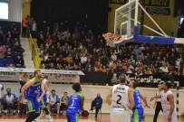 ALI ERDOĞAN - Türkiye Basketbol Ligi Açıklaması Petkim Spor Açıklaması 86 - Lokman Hekim Fethiye Belediyespor Açıklaması 72