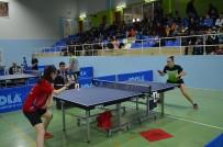 MASA TENİSİ - Türkiye Gençler Takım Ve Ferdi Masa Tenisi Şampiyonası Sona Erdi