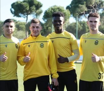 Yeni Malatyaspor'un Ara Transfer Raporu