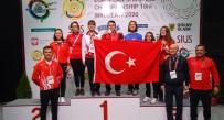 MİLLİ SPORCU - İsmail Keleş'ten bronz madalya