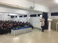 Lise Öğrencilerine Korona Virüsünden Korunma Yolları Anlatıldı