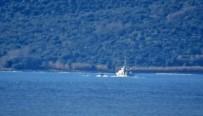 (Özel) Yunanistan'ın Midilli Adası'na Geçen Düzensiz Göçmenler İhlas Haber Ajansı Tarafından Görüntülendi