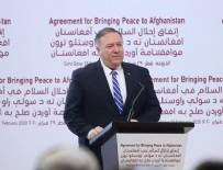 BIRLEŞMIŞ MILLETLER GÜVENLIK KONSEYI - ABD Taliban ile anlaşma imzaladı