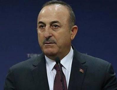 Dışişleri Bakanı Çavuşoğlu: Rejimin saldırganlığı bir an önce durdurulmalı