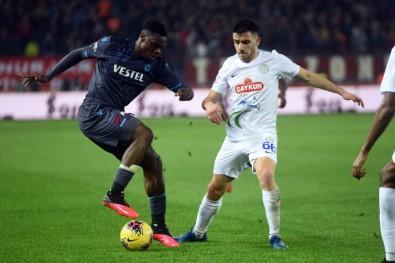 Süper Lig Açıklaması Trabzonspor Açıklaması 5 - Çaykur Rizespor Açıklaması 2 (Maç Sonucu)