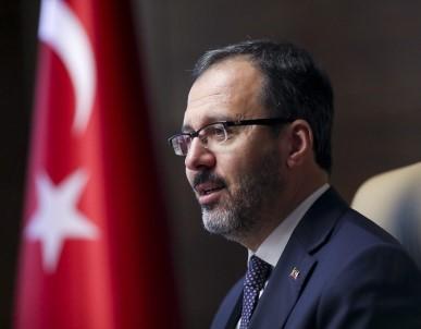 'Türk Sporu Şehitlerimiz İçin Kenetlendi'